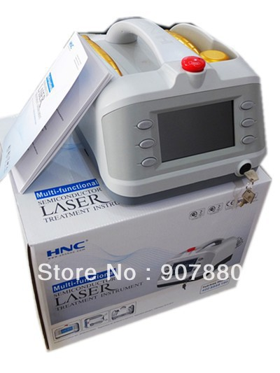 Electronic Medical Devices : Modern electronic medical health laser physiotherapy
