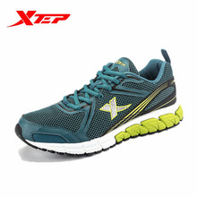 Xtep Men's Autumn Sport Mesh Anti-Slip Running Shoes Male Outdoor Wear-Resistance Authentic Jogging Sneakers 986119112629B2G99