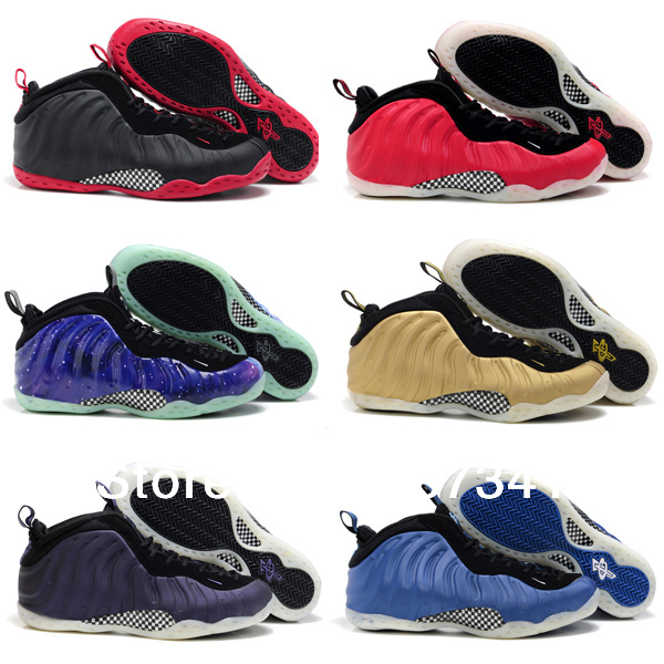 Cheap Air Foamposite Pro Sports Shoes Mens Penny Hardaway Basketball Shoes Foamposites(China (Mainland))