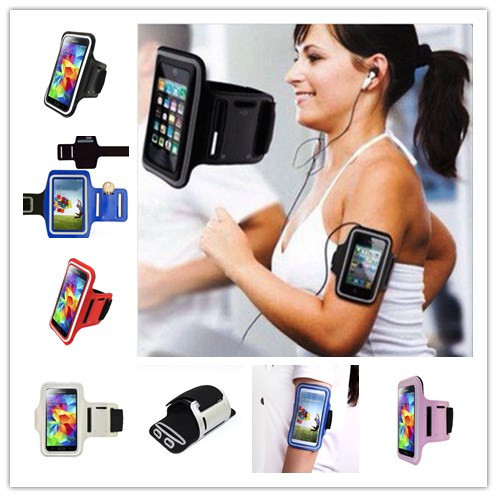 """Waterproof Running Sports Arm band Bag Holder Case for iPhone 6 for Samsung Galaxy S3 S4 S5 for 4.5-5.0"""" Multi Phone Model(China (Mainland))"""