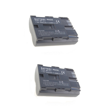 MELASTA 2pcs Li-ion Battery Pack for Canon BP-511 BP-511A  Canon EOS 5D 10D 20D 20Da 30D 40D 50D 300D D30 D60 Digital Rebel