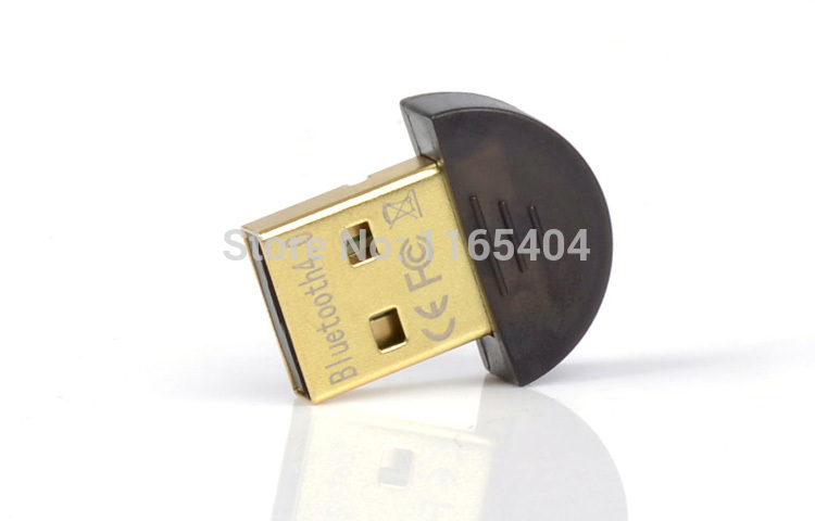 2015 Promotion Direct Selling Bluetooth Usb free Shipping Wholesale Mini Usb Bluetooth V4.0 3.0 2.0 Dual Mode Wireless Dongle(China (Mainland))