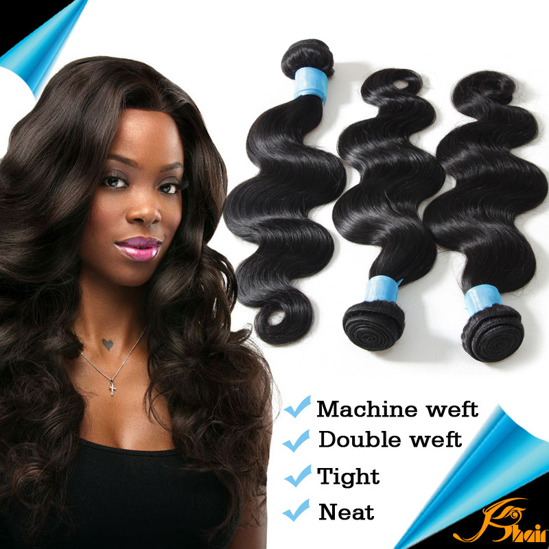 Peruvian Virgin Hair Body Wave Human Hair Weave 3 Pcs Lot Virgin Peruvian Hair Bundles Cheap Peruvian Hair Wholesale(China (Mainland))