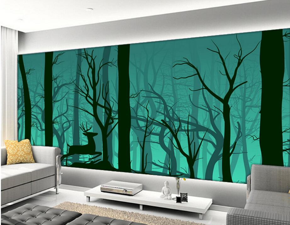 Popular nature wallpaper buy cheap nature wallpaper lots for 3d nature wallpaper for living room