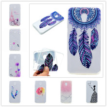 Buy Lenovo Vibe P1 New Fashion Soft Colorful Dandelion Flowers Case Cover Lenovo Vibe P1 Transparent Silicone Phone Cases for $1.39 in AliExpress store