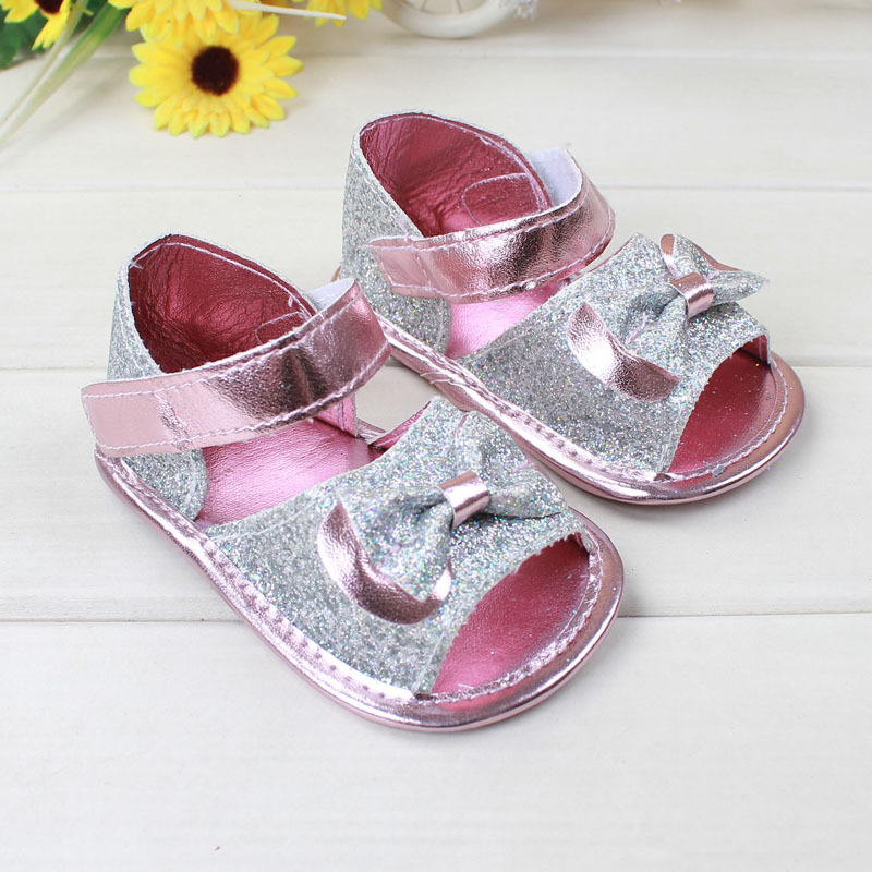 newborn baby boy shoes sandals slippers baby for spring mothercare gold silver Toddler Moccasins first walkers size 1 2 3(China (Mainland))