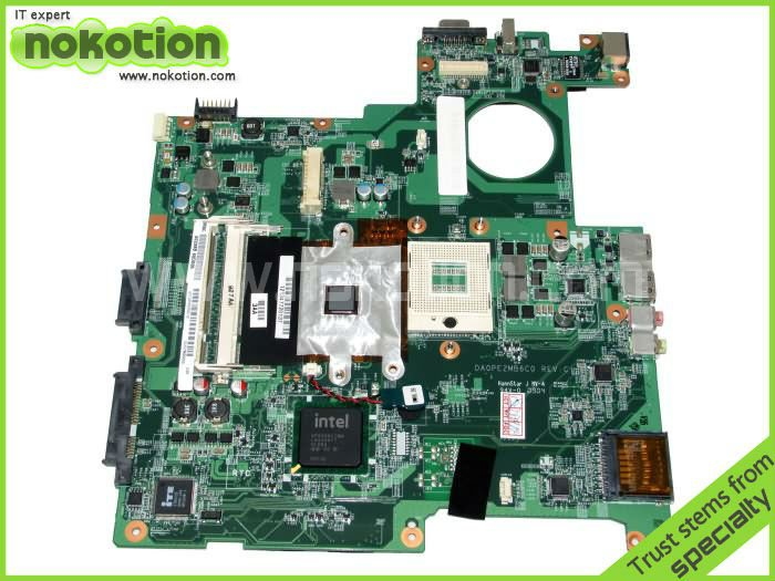 MAS0666311 DA0PE2MB6C0 FOR BENQ A53 Packard Bell Easynote MH36 SERIES LAPTOP MOTHERBOARD 31PE2MB0050 GL40 DDR2<br><br>Aliexpress