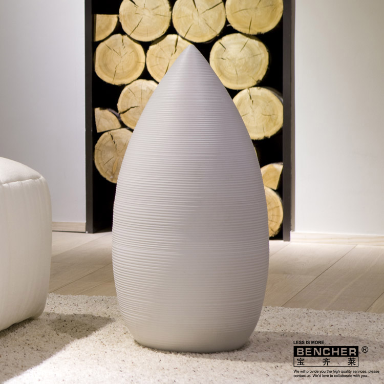 2014 porcelain l floor vase home decoration vases vase for Home decor vases