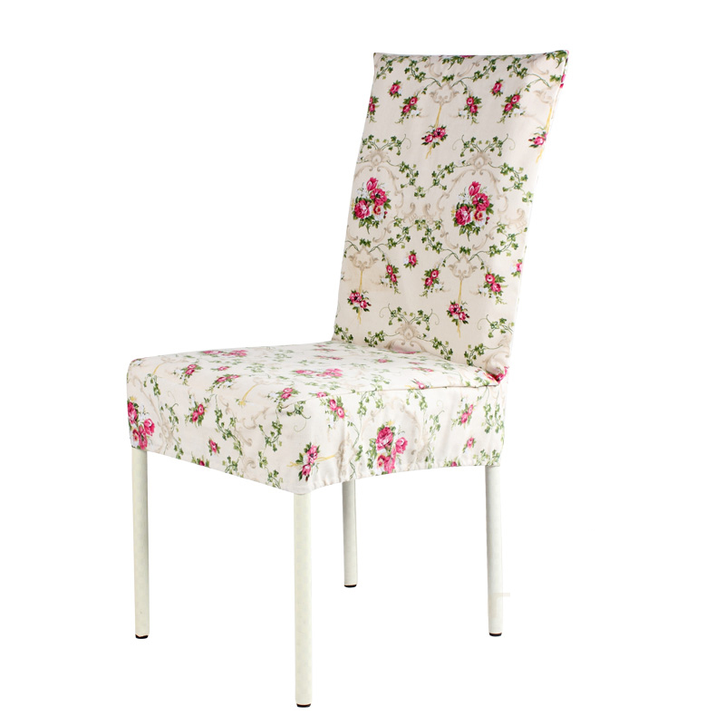 2015 Hot sell 100% Cotton Printed Europe Modern Plaid Home Chair Covers for Wedding Hotel Cheap Price(China (Mainland))