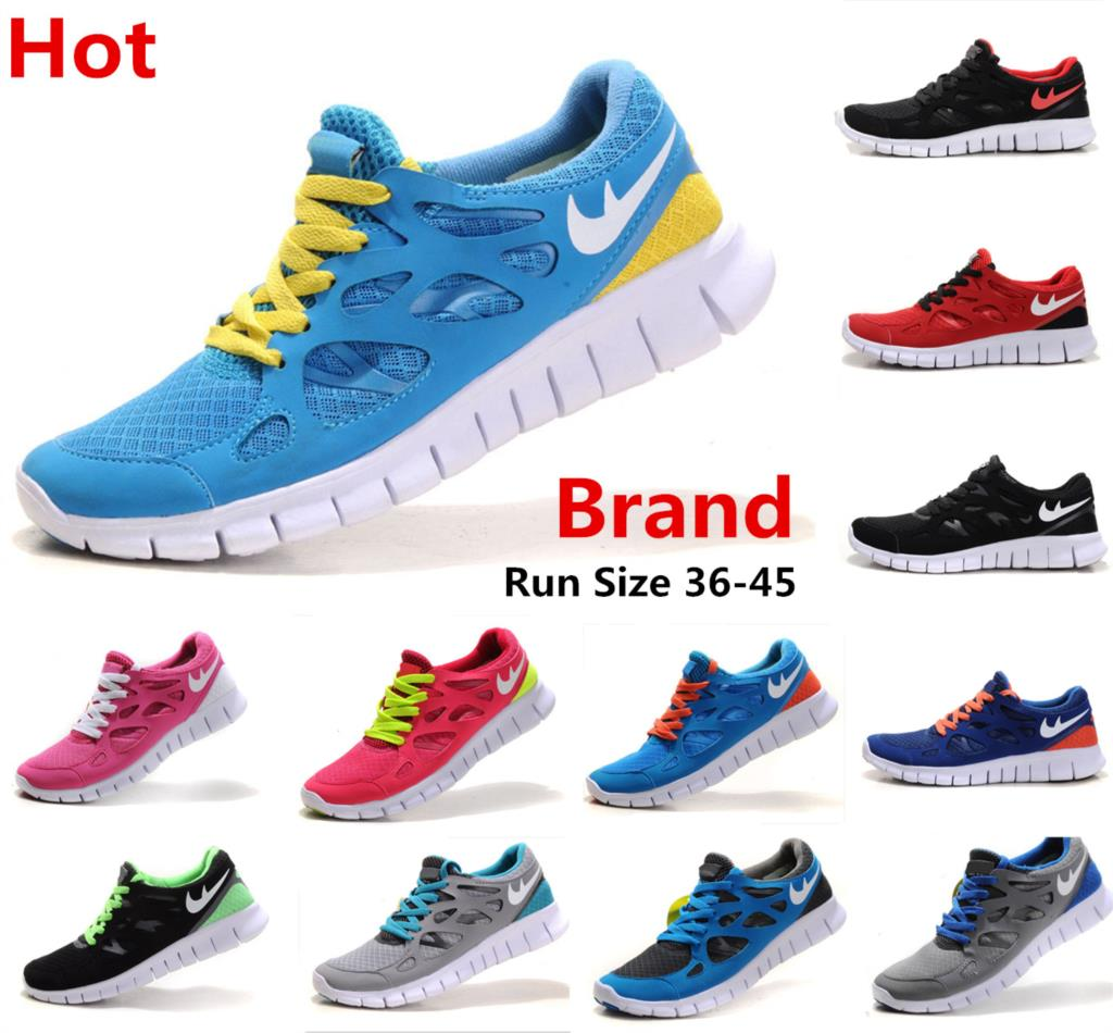 Free shipping 2015 Women & Men FREE RUN 3+ 5.0 sneakers fashion sports walking shoes light running shoes, size 36-45(China (Mainland))