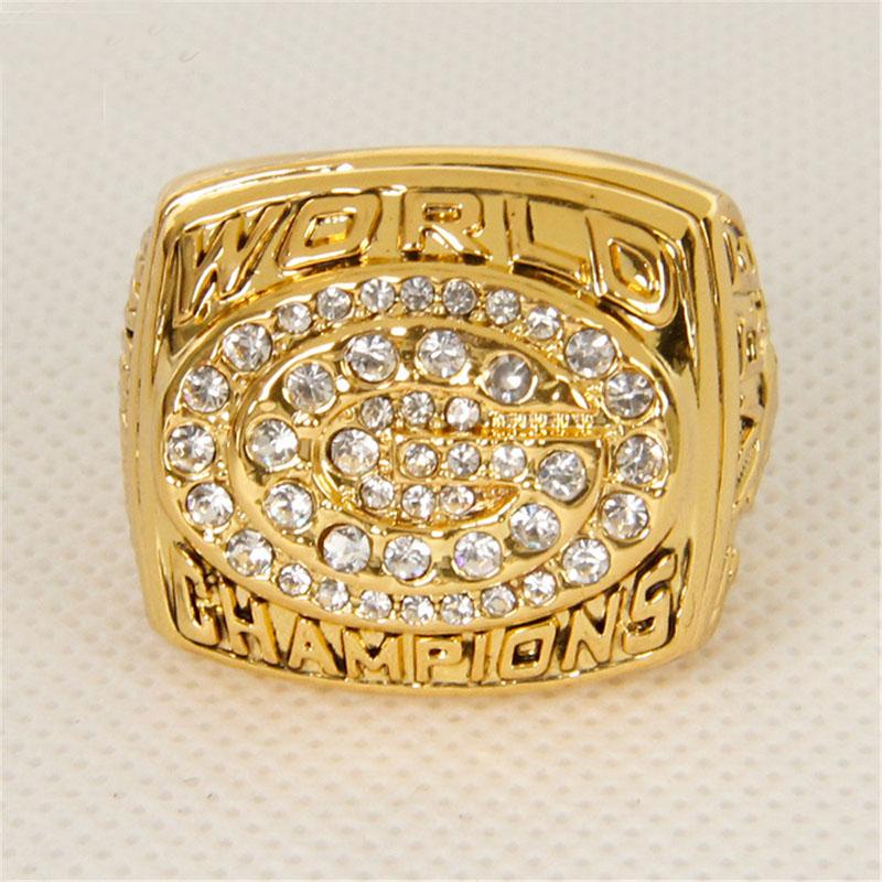 2015 New Sport 1997 Brett Favre Green Bay Packers High Quality Replica Super Bowl XXXI championship Ring Big Size 11(China (Mainland))