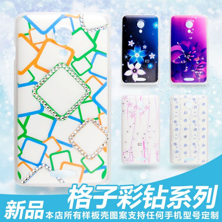 """Handmade Bling Diamond Flower Butterfly Music Rainbow Lotus Hard Case Cover For iPhone 6 PLUS 5.5 inch 5.5""""(China (Mainland))"""
