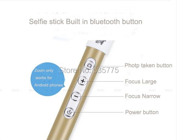 buy monopod selfie stick z07 5 kit palo suporte para tripod bluetooth go pro. Black Bedroom Furniture Sets. Home Design Ideas