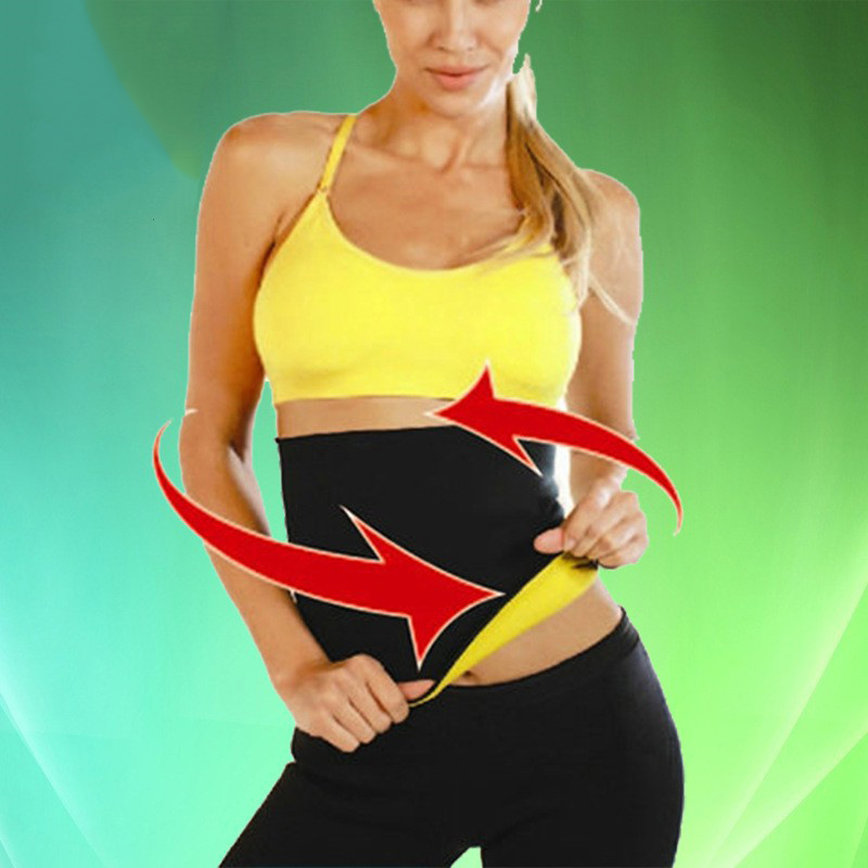 Hot Neoprene Slimming Hot Shapers Waist Belts Body Weight Loss Waist Training Corsets Plus Size Bodysuit Women(China (Mainland))