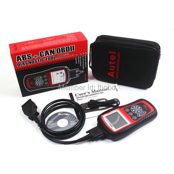 Autel AutoLink AL609 ABS CAN OBDII Diagnostic Tool Diagnoses ABS System Codes Internet Updatable(China (Mainland))