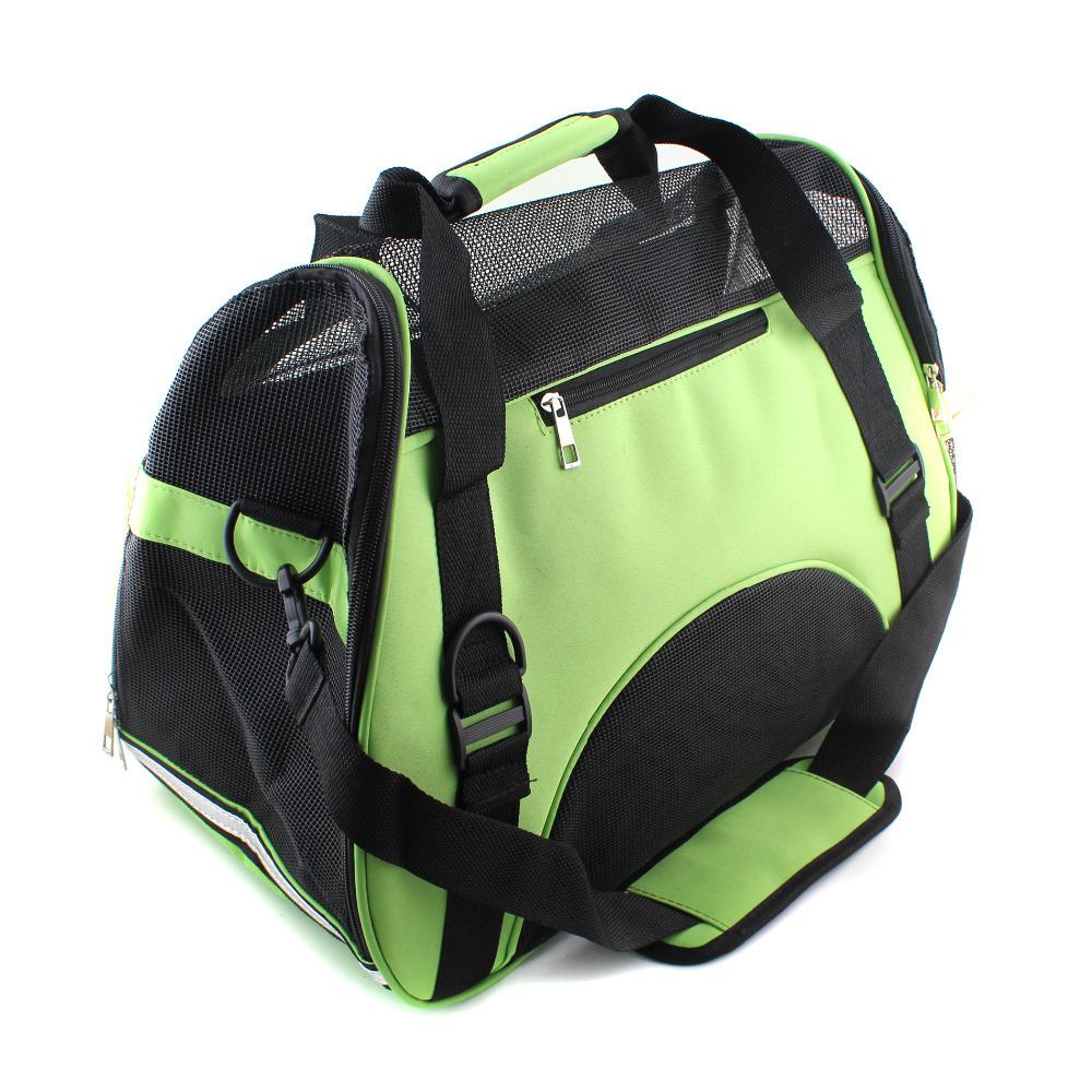 Pet Carrier Case Soft Cat Dog Comfort Travel Tote Shoulder Bag(China (Mainland))