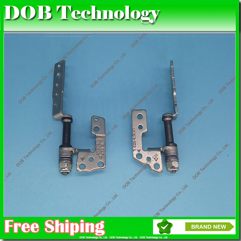 Original Laptop LCD Left&Right Hinges for Asus UX303 UX303LN UX303L UX303LA Series Notebook LED Monitor Aixs(China (Mainland))