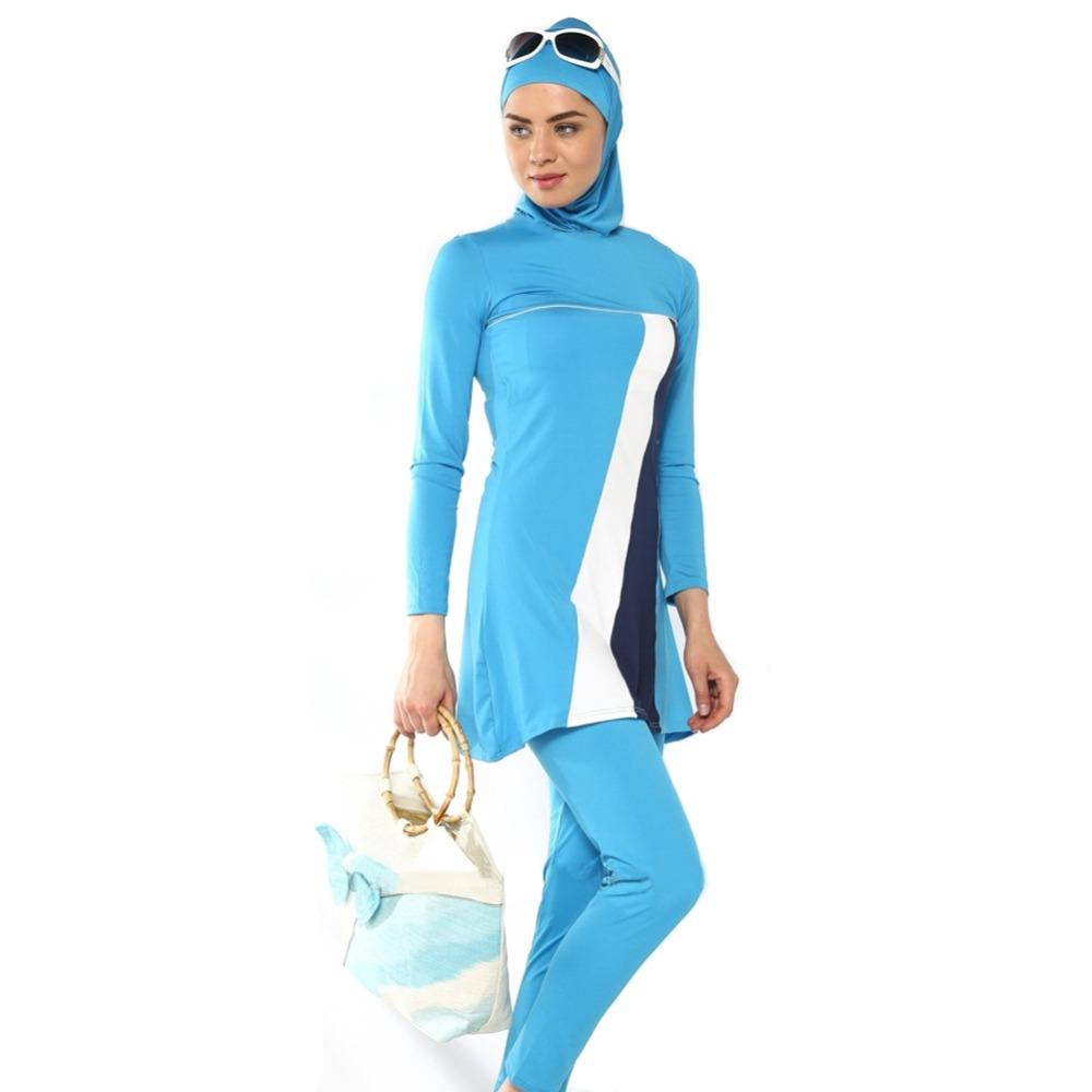 Acquista all 39 ingrosso online hijab costume da bagno da - Grossisti costumi da bagno ...