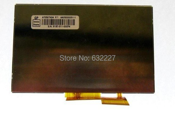 AT050TN34 v.1 apply to GPS PSP game machine learning MP5 LCD screen(China (Mainland))