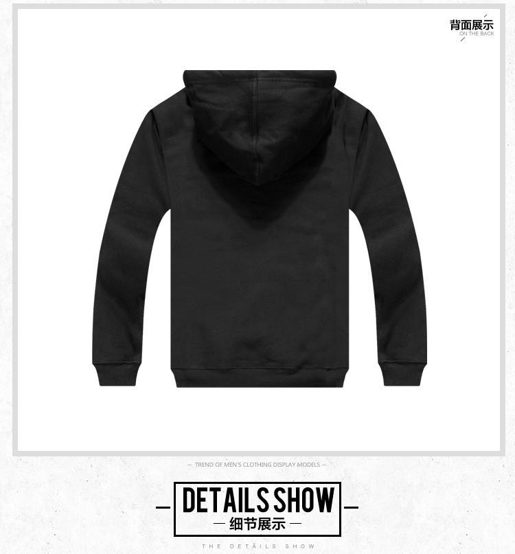 новые 2015 года Европейская кожа лоскутное одеяло дизайн хип-хоп Мужские толстовки с капюшоном Толстовки мужские случайные пуловер sudaderas hombre mwy055