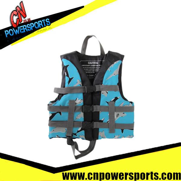 Neoprene canoe kayak life jacket(China (Mainland))