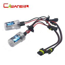 Buy Cawanerl 880 881 H27 55W HID Xenon Lamp Replace Bulb Car Headlight DRL Fog Light 12V 3000K 4300K 6000K 8000K 10000K 15000K for $9.44 in AliExpress store