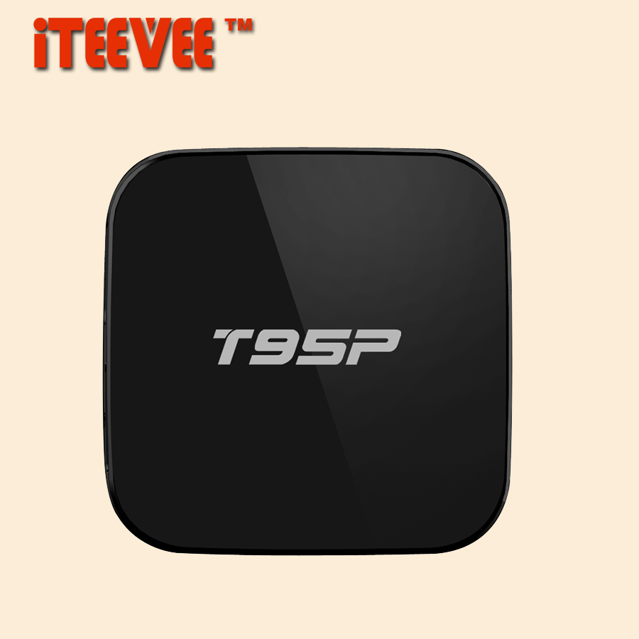 [iTEEVEE] T95P Mini Android 6.0 Smart TV Box quad Core Amlogic s905x HD Media Player WiFi Wireless Smart Power Socket 4K Full HD(China (Mainland))