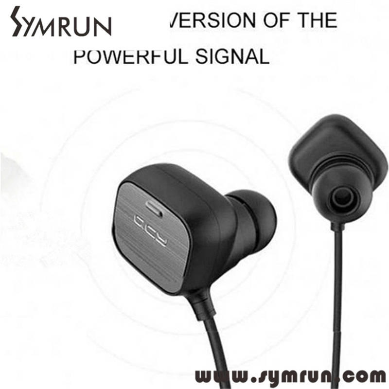 Symrun Qy12 Wireless Bluetooth Stereo Earphones Music Bass Headset font b Sport b font font b