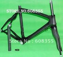 Buy FR-308 Brand New Full Carbon 3K 700C Road Frame 54cm, Fork, Seatpost, Clamp, headset for $439.00 in AliExpress store