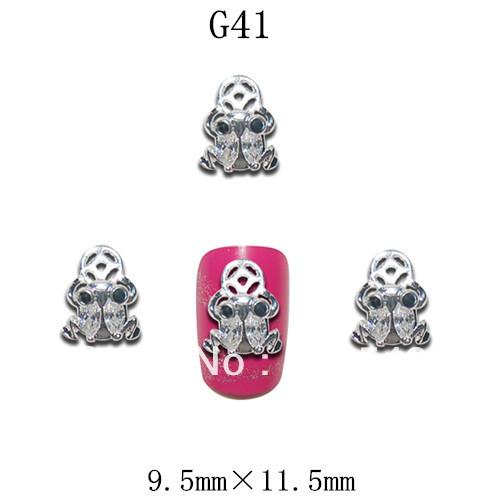 где купить Стразы для ногтей No Brand 100 /3D 3D 3D G41 дешево