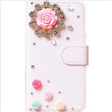 DIY Cute Crystal Diamond Flip Leather Cover Samsung J5 J510 (2016) Case,Handmade Bling PU Mobile Phone Cases Celular Fundas - ShenZhen MengHang Technology Co., Ltd. store