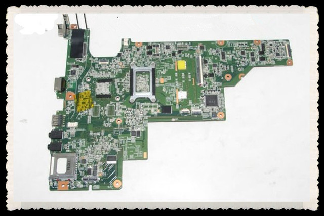 CQ43 CQ57 657324-001  laptop motherboard for HP   perfect item,low price, fully testing