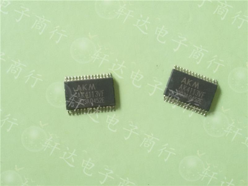 de contante verkoop ak4113vf akm tssop30 nieuw en origineel(China (Mainland))