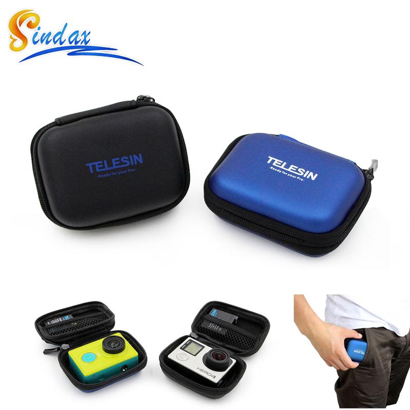 Sindax For Gopro Camera Bag Case for xiaomi yi Waterproof Camera Bag for Gopro Hero 4 3 xiaomi yi Accessories(China (Mainland))