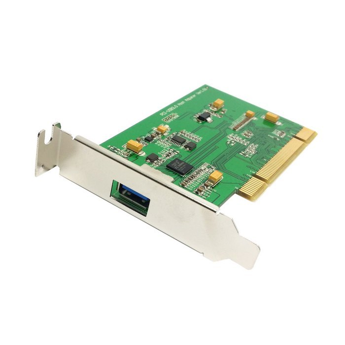 10pcs Single Port Super speed USB 3.0 PCI express 16x 32x Interface Card for PC with Low Profile Bracket,Free Shipping by FedEx(China (Mainland))