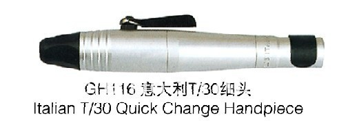 Jewelry ToolsRotary Quick change Handpiece T/30 Suit FOREDOM Flex Shaft(China (Mainland))
