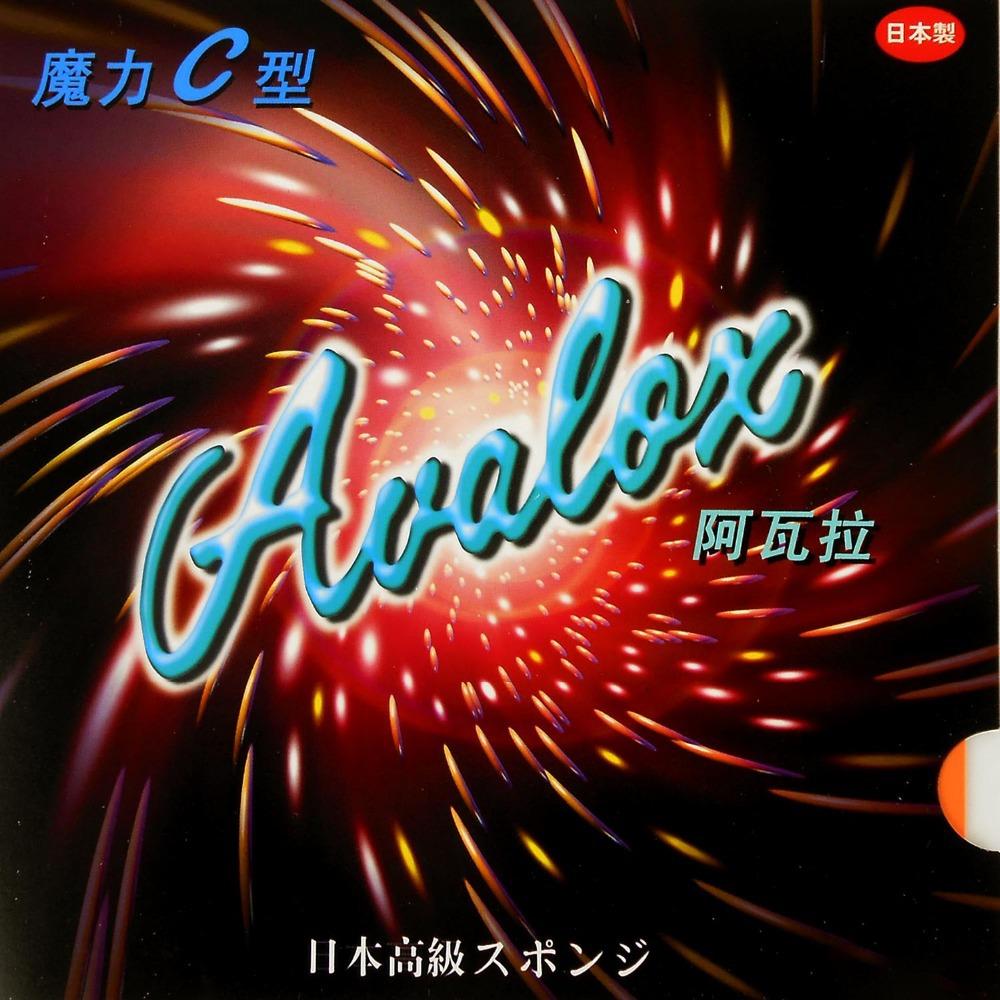 Free shipping,avalox Magic C Table Tennis Japanese sponge ,1.5mm(China (Mainland))