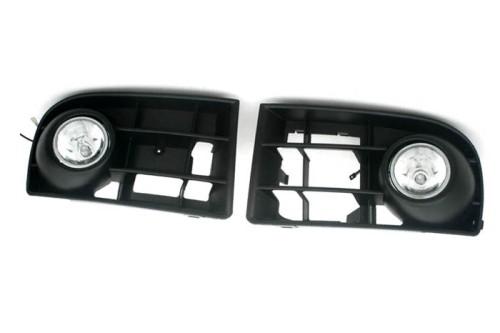 2Pcs Left & Right Car Front Fog Lights Kit for Golf MK5 for Volkswagen(China (Mainland))