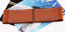 Vintage Rivets Gothic Steampunk Belt