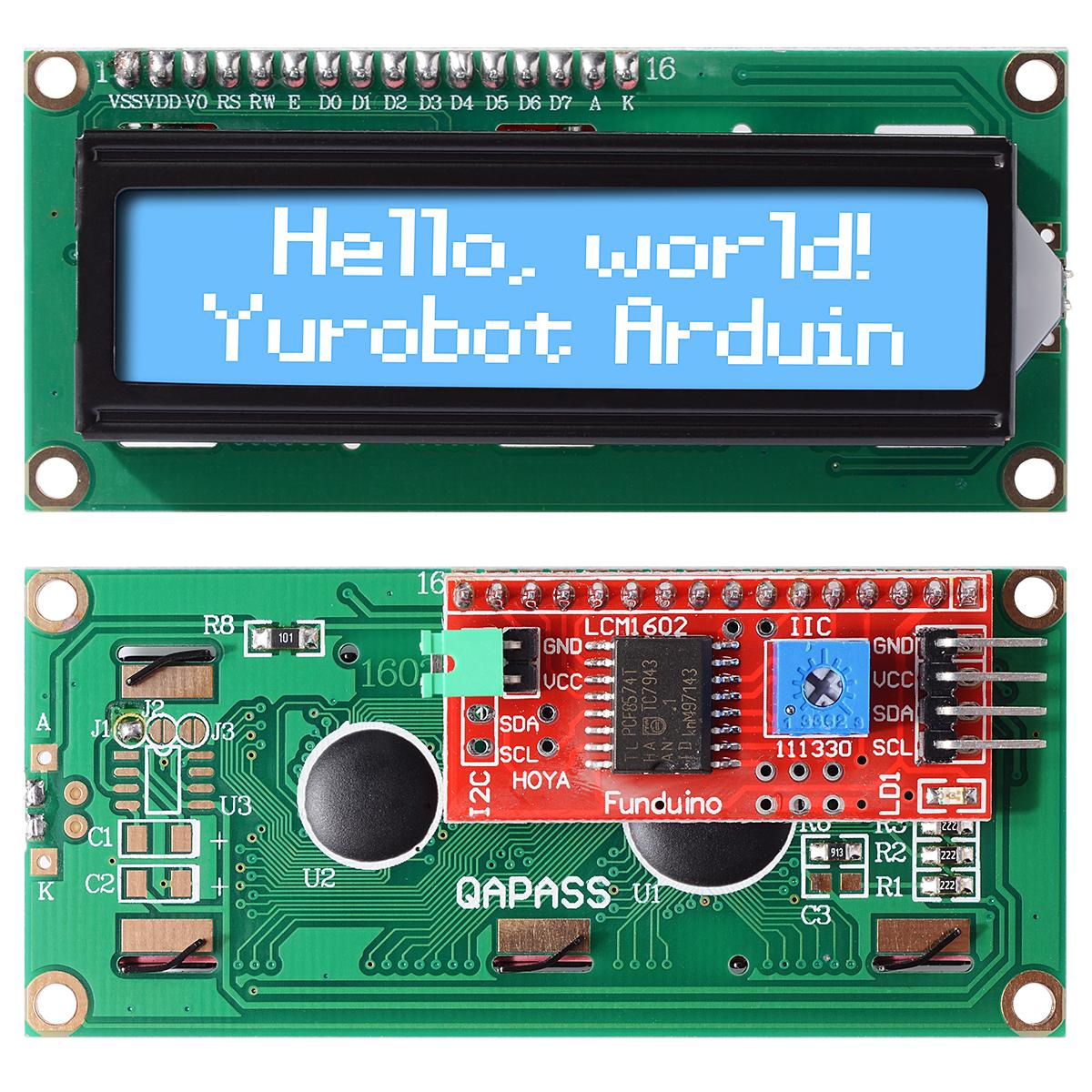 Starter Kit Set MEGA2560 R3 Microcontroller Educator LCD 1602 For Arduino TE268(China (Mainland))