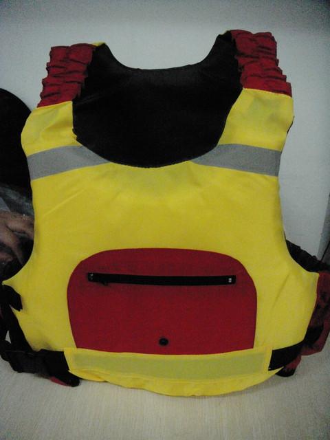 PFD 2 Life Jacket Bouyancy Vest for Water Ski Wakeboard Kayak Canoe, adjustable