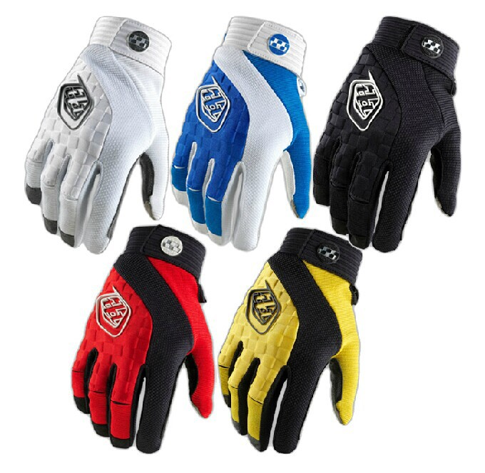 2015 Troy Lee Designs sprint GLOVE TLD motocross gloves mountain bike full finger gloves Cycling gloves(China (Mainland))