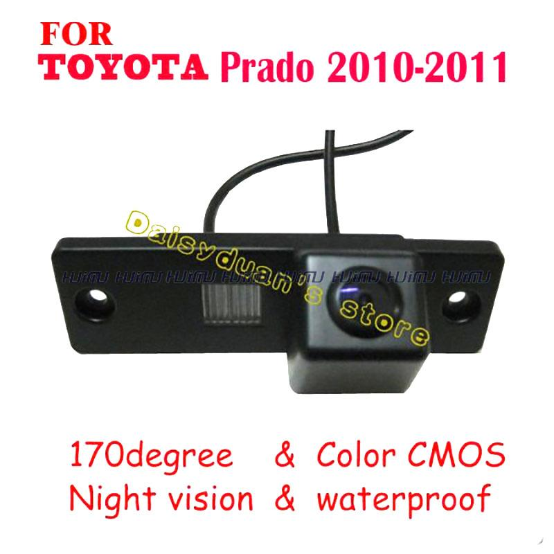 auto Car Rear View camera Parking Reversing Camera wide-Degree Weatherproof For Toyota Prado /Zhonghua Junjin FRV/FSV(China (Mainland))