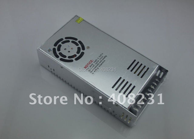 36V DC 9.7A 350W Regulated Switching Power Supply New