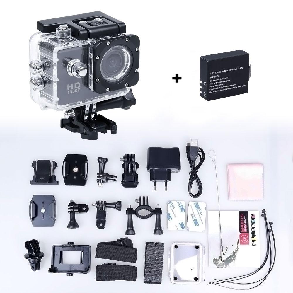 New 1080P Full HD DVR Waterproof  Sport Action Camera SJ4000 Go Pro Camera <br><br>Aliexpress