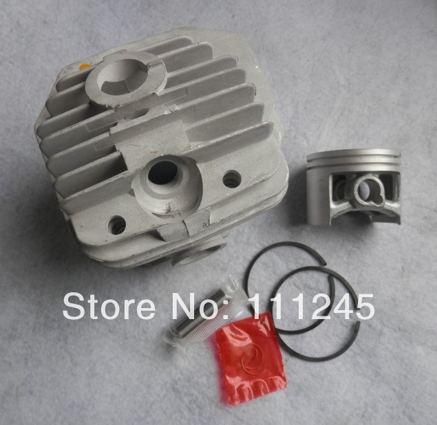 CYLINDER ASSEMBLY FITS STIHL044 ms440 FREE SHIPPING NEW 50MM BORE. CYLINDER + PISTION KIT P/N1119 020 1215 REPLACEMENT PART<br><br>Aliexpress