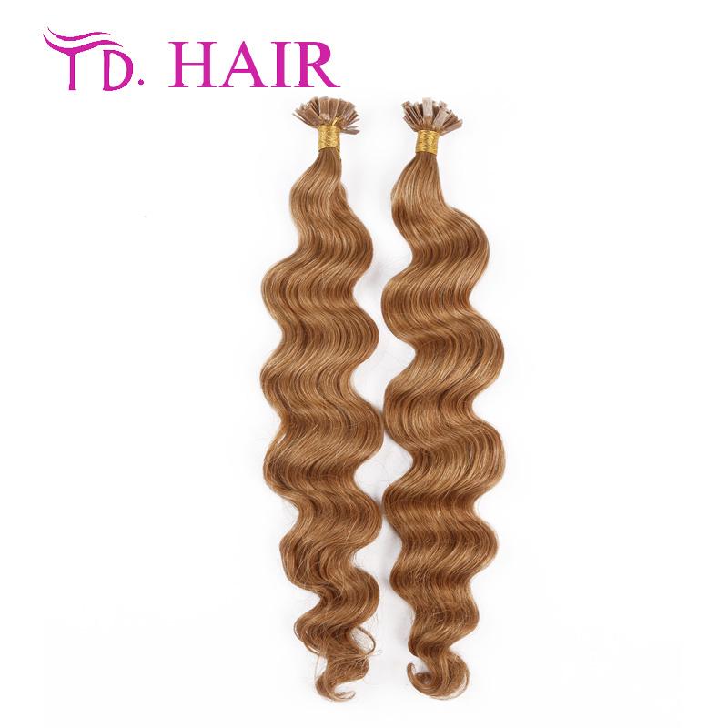 #16 2015New Popular flat deep Virgin Hair 7A Grade flat in Hiar Products Blonde Brazilian Hair extensions14-26 inches Human Hair<br><br>Aliexpress