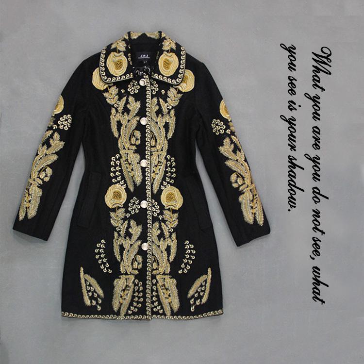Женская одежда из шерсти Leafan XXL J1411251824 женская одежда из шерсти xxl y520