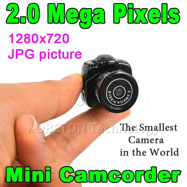 Hot Sale Cmos Super Mini Video Camera Ultra Small Smallest Pocket ...