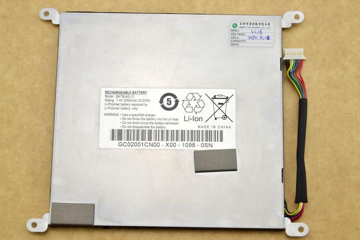 Genuine Laptop Batteries for kohjinsha GC02001CN00-X00-1098-0SN BATBJ40L21 Free shipping(China (Mainland))